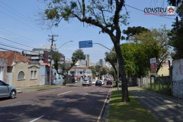 Terreno à venda, 600 m² por R$ 1.500.000,00 - Mercês - Curitiba/PR - Foto 2