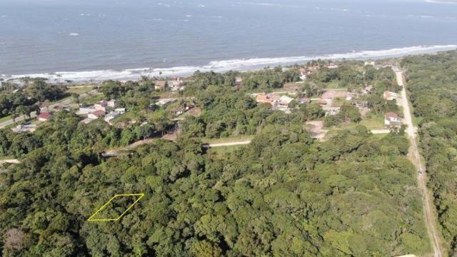 Terreno à venda, 375 m² por r$ 40.000,00 - rosa dos ventos - itapoá/sc - Foto 2
