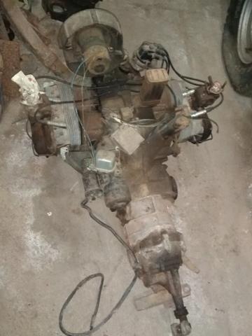Motor de Fusca 1.6 álcool - Foto 4
