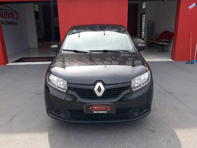 RENAULT LOGAN AUTHENTIQUE 1.0 16V 2015 - Foto 2