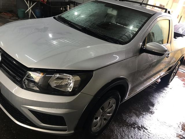 Vw saveiro 2018/2018 1.6 msi trendline 8v flex 2p manual - Foto 13