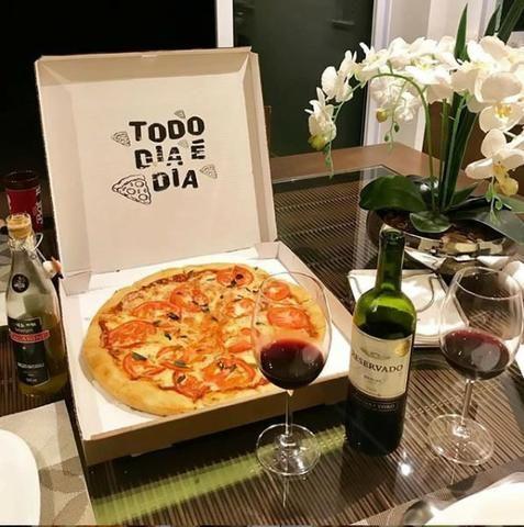 Contrata-se Pizzaiolo com Experiencia