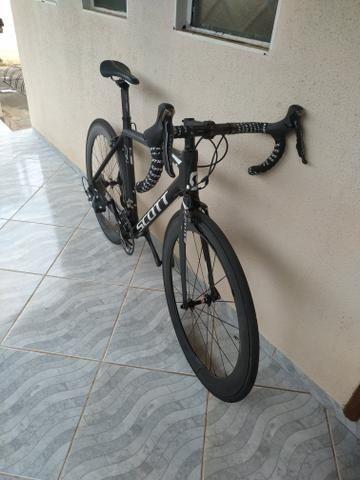 Bike Scott speedy carbon - Foto 5