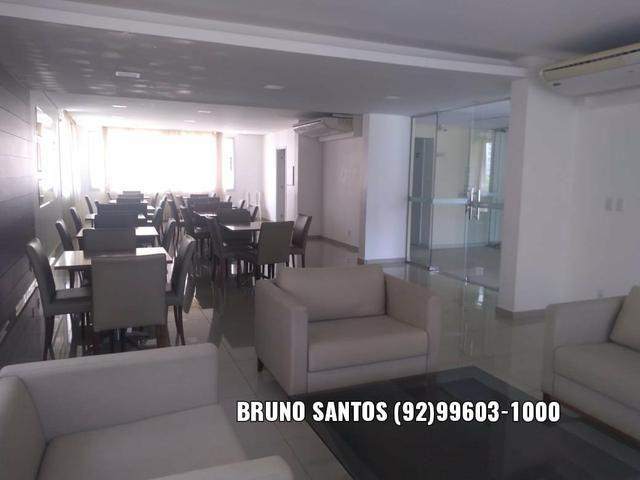 Family Morada do Sol / Aleixo. Pertinho do Adrianópolis. Apartamento com três quartos - Foto 15