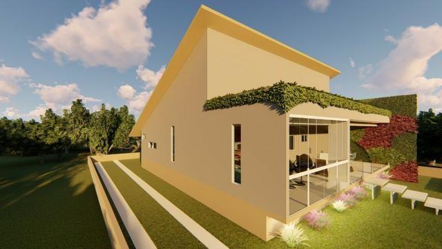 Parece irreal ! Casa nova no Mirante de Aldeia, 4 suites, 258 m2 , terr. 1.000 m2 - Foto 8