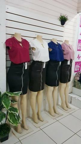 fafbf0b6d49050 Shorts jeans atacado - Roupas e calçados - Parque das Nações ...