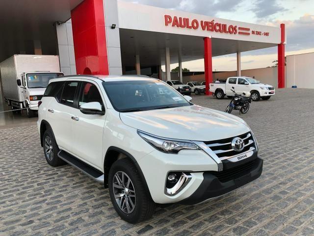 Toyota sw4 srx ano/2019