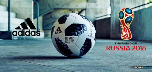 f4ac69d6f8316 Bola Oficial adidas Telstar Copa Do Mundo Rússia 2018 Campo ...
