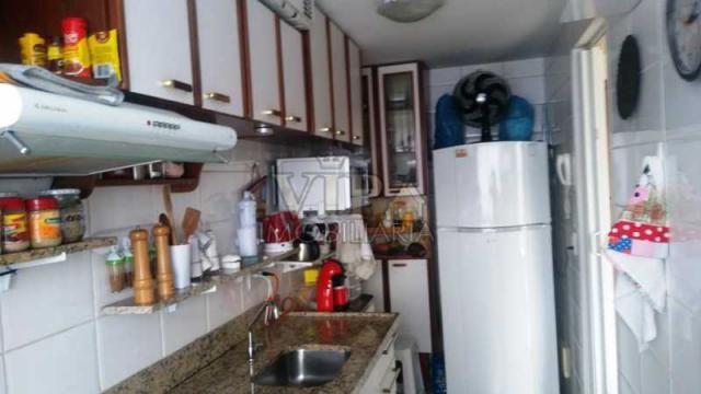 (Condomínio Atlantis Park) Excelente apartamento, 3 dormitórios, com 1 suíte. Aceita carta - Foto 5