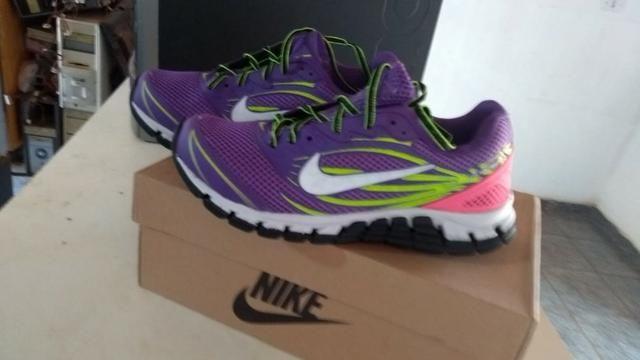 Tenis Nike Feminino Excelente Pra Academia E Caminhada