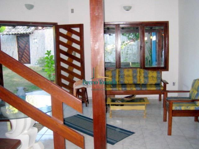 Casa com 3 dormitórios à venda, 266 m² por r$ 650.000 - village ii - porto seguro/ba - Foto 9