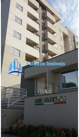 Aparatmento 2 dormitórios com sacada e lazer completo - Apartamento a Venda no b...