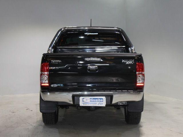 Hilux CD SRV D4-D 4x4 3.0 TDI Diesel Aut - Foto 5