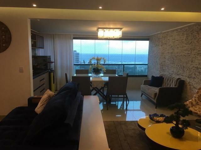 Apartamento 4/4 com suítes + Dependência - Condomínio Parque Tropical Odebrecht