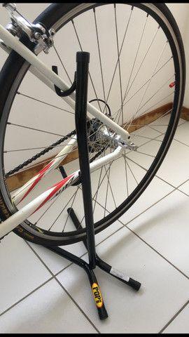 Suporte de chão para bike mtb speed road