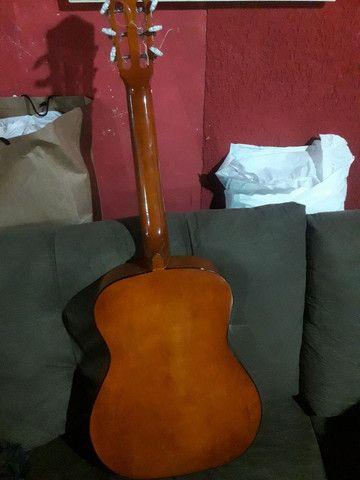 Violao  malaga Novo 250 reais - Foto 3
