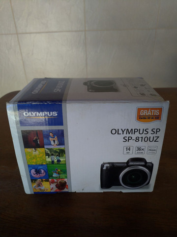 Câmera Olympus SP-810Uz - Foto 5