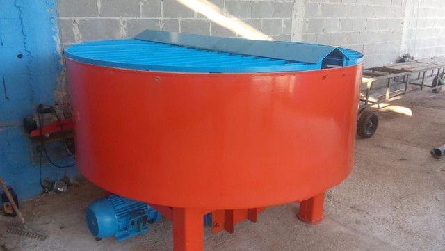 Misturador de concreto - Foto 2