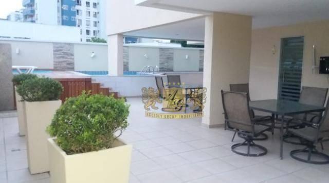 Apartamento com 2 dormitórios para alugar, 80 m² por R$ 1.500,00/mês - Santa Rosa - Niteró - Foto 20