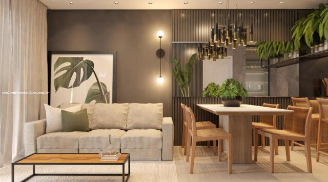 Apartamento para Venda em Blumenau, Fortaleza, 2 dormitórios, 1 suíte, 2 banheiros, 1 vaga - Foto 3