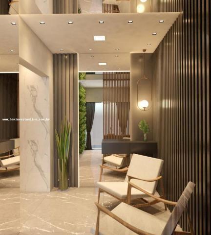 Apartamento para Venda em Blumenau, Fortaleza, 2 dormitórios, 1 suíte, 2 banheiros, 1 vaga - Foto 15