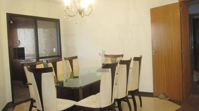 Apartamento com 4 dormitórios para alugar, 192 m² por R$ 3.300,00/mês - Edifício Maison Cl - Foto 5