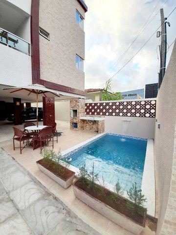Apartamento no Cristo, 52m2 + quintal, 2 quartos  - Foto 2