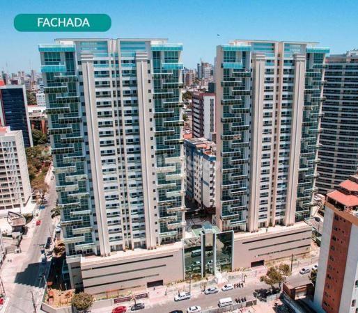 Absoluto Cocó, Apartamento com 3 dormitórios à venda, 158 m² por R$ 1.450.000 - Cocó - For - Foto 3