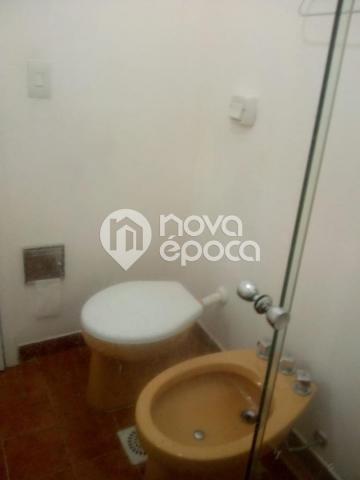 Apartamento à venda com 1 dormitórios em Cosme velho, Rio de janeiro cod:BO1AP47043 - Foto 19