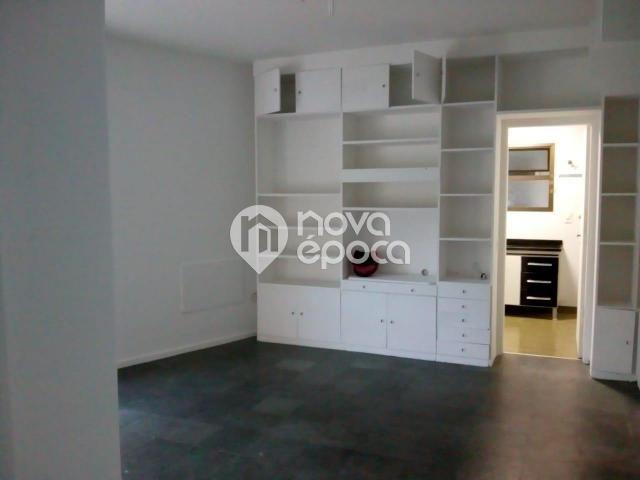 Apartamento à venda com 1 dormitórios em Cosme velho, Rio de janeiro cod:BO1AP47043 - Foto 5