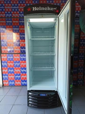 Cervejeira metal frio Heineken 497 litros - Foto 2