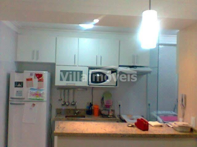 Apartamento à venda com 2 dormitórios em Parque prado, Campinas cod:AP008042 - Foto 10