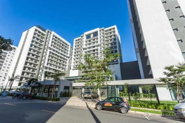 Apartamento para alugar com 1 dormitórios em Jardim do salso, Porto alegre cod:307116 - Foto 13