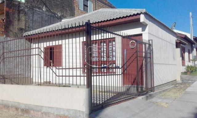 Casa à venda com 2 dormitórios em Jardim do bosque, Cachoeirinha cod:3041