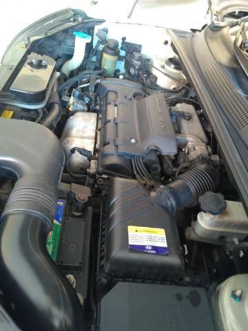 Tucson GLS (top de linha) Impecável / manual + chave reserva - Foto 13