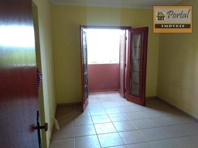 Chácara com 2 dormitórios para alugar, 250 m² por R$ 2.600/mês - Gramado Santa Rita - Camp - Foto 12
