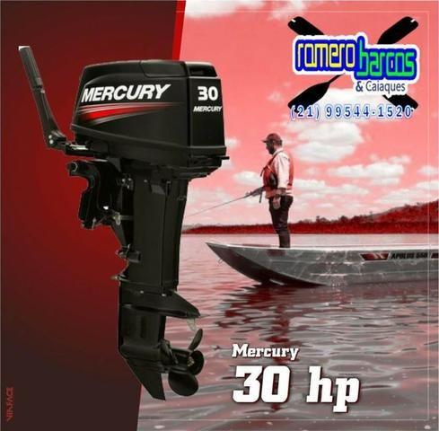 Motor 30 Hp Mercury 0km