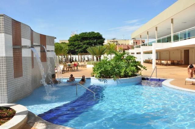 Riviera Park Apartamento com 01 Quarto Setor Turista I, em Caldas Novas GO - Foto 8