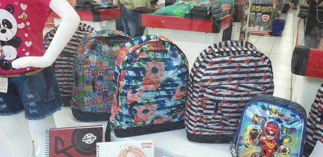 Leiam!!!mochilas em promoção! - Foto 5