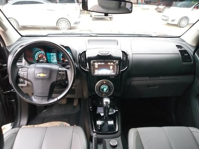 S10 LTZ 2.8 4x4 Automática Top - 2016 - Foto 10