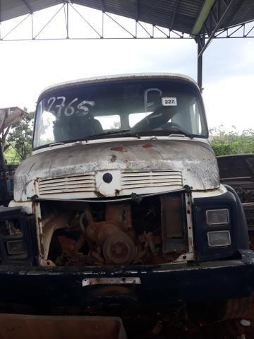 Cabine caminhão Mercedes Benz 1113 1313 - Foto 6