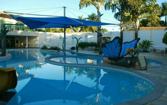 Hotel Lacqua diroma diária a 100 reais p/ 5 pessoas com parque aquático aberto 24h - Foto 7