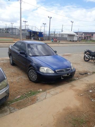 Honda Civic LX 1.6 16v AT nacional - Foto 2