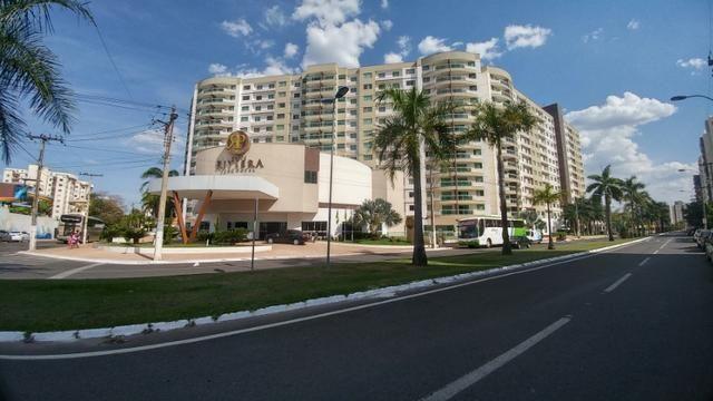 Riviera Park Apartamento com 01 Quarto Setor Turista I, em Caldas Novas GO - Foto 11
