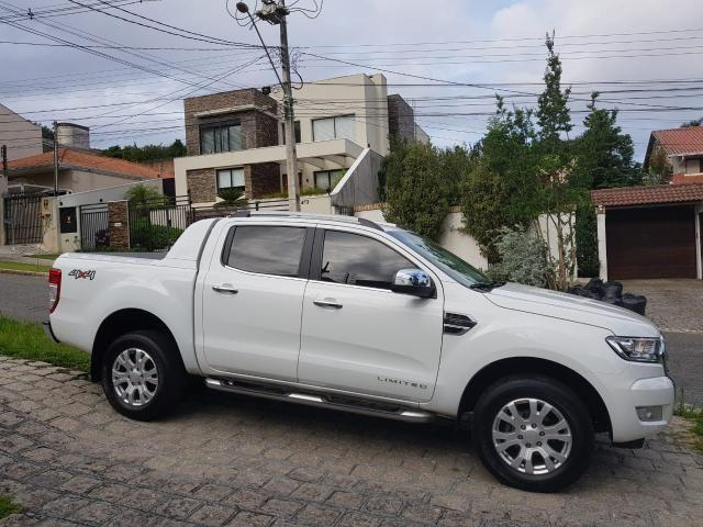Ford Ranger Limited 2018 direto com proprietário