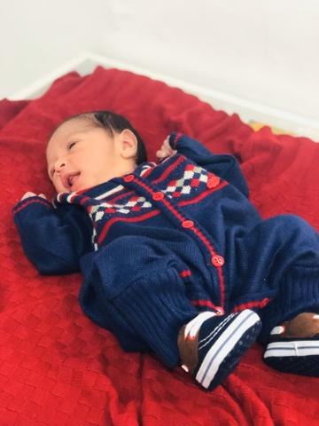 Saída Maternidade Amor de Bebê - Foto 3