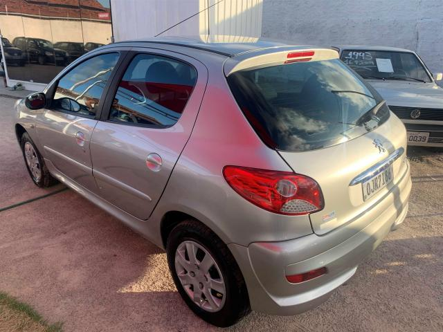 PEUGEOT 207 2012/2013 1.4 XR 8V FLEX 4P MANUAL - Foto 4