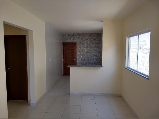 As Melhores Casas em Extremoz, 2 quartos (1 suíte e Closet) Doc. Grátis + Brinde Especial - Foto 6