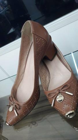 Sapato luz da luz
