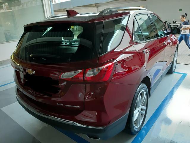 Vendo ou troco GM Equinox Premier AWD 2.0 turbo 262 CV AT 18-19 12.050 km R$149.900,00 - Foto 4